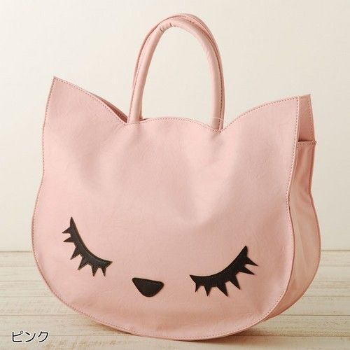 Flapper from Japan Cat Poohcah Tote Bag Kawaii Harajuku Girl | eBay