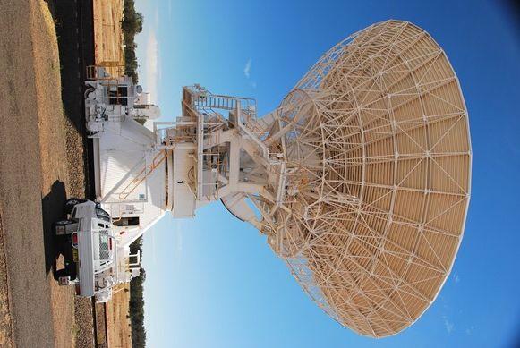 Radio Telescopes Video, CSIRO Compact Array | The Travel Tart Blog