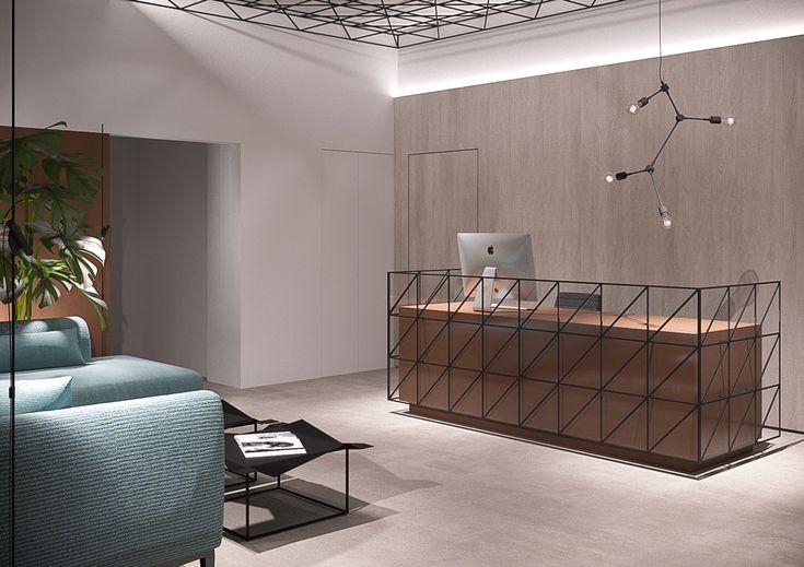 Office interior designdesigner: S.Gotvyansky         M. Temnikov