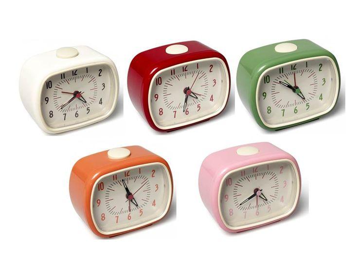 Bakelite alarm clock from dotcomgiftshop