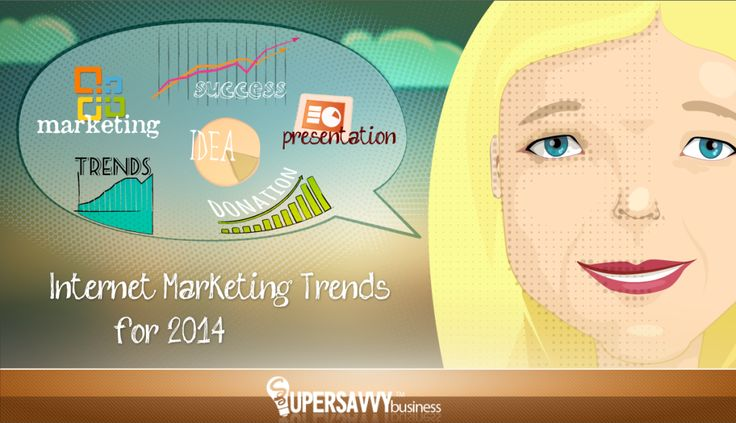#Internet #Marketing #Trends in 2014