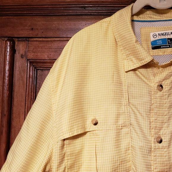 magellan angler fit fishing shirt - 580×580