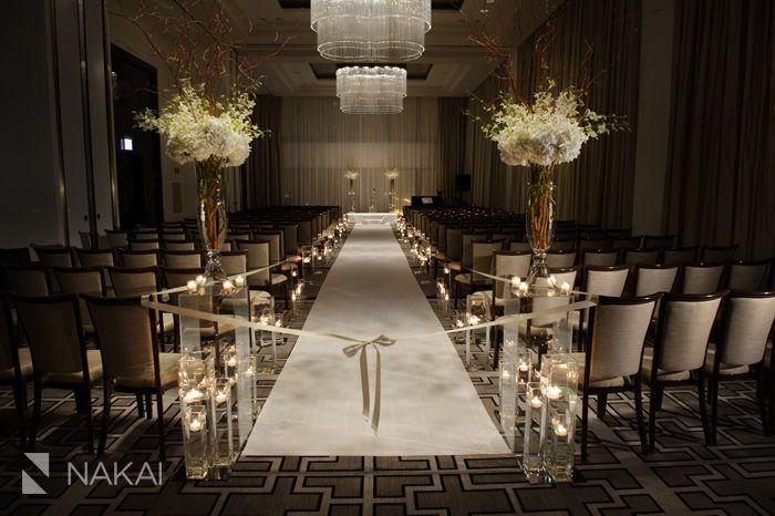 The Langham Chicago Wedding Photos - Chicago Wedding Photographer - Nakai Photography Blog - Luxury hotel wedding pictures! Vale of Enna Flowers http://www.nakaiphotography.com
