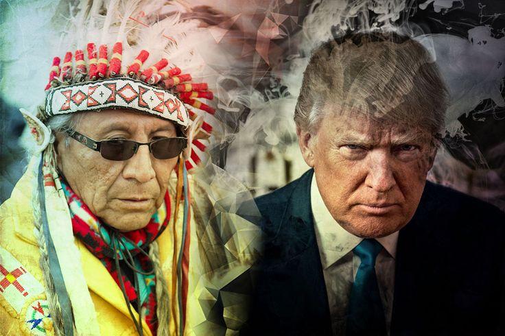 Trump vuole l'oleodotto: Intesa Sanpaolo lo finanzia. E tu da che parte stai? FIRMA LA PETIZIONE!
