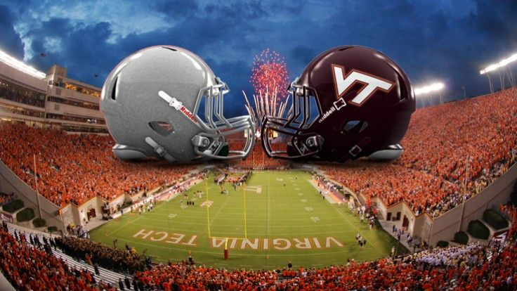 Virginia Tech and Ohio State have agreed to move the return game of their football home-and-home series in 2015 to Labor Day Monday night, Sept. Description from hokiesports.com. I searched for this on bing.com/images