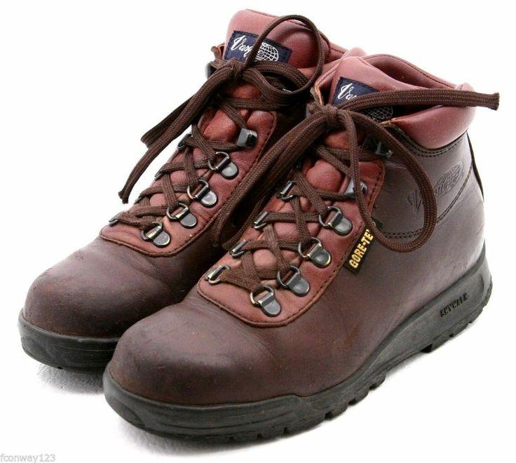 Vasque Sundowner Womens Mountaineering Boots Size 6 M