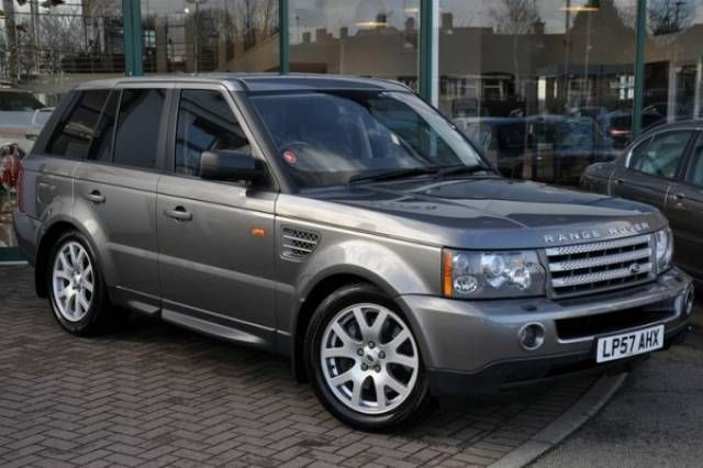2007 Land Rover Range Rover Sport 2.7 TDV6 HSE | £22,999