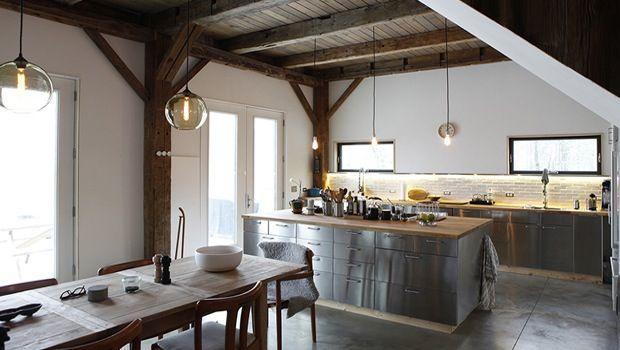 betonvloer keuken