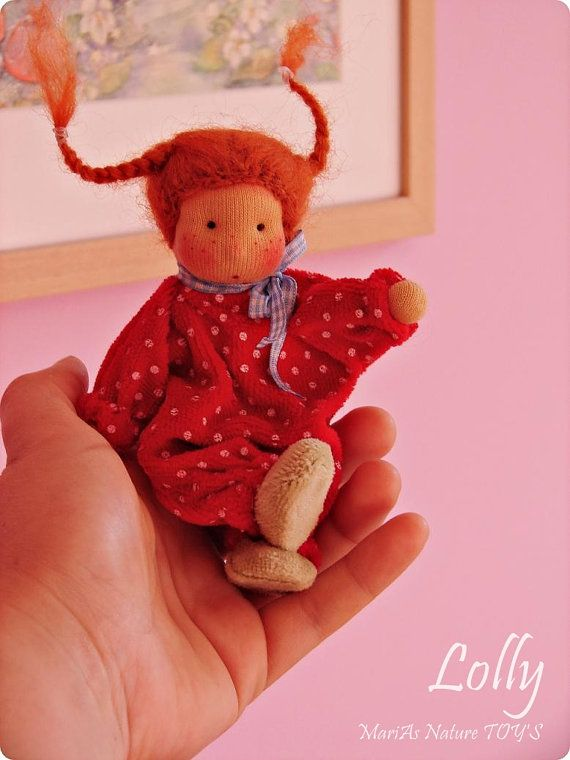 Custom Dollhouse doll by mariaasenova on Etsy