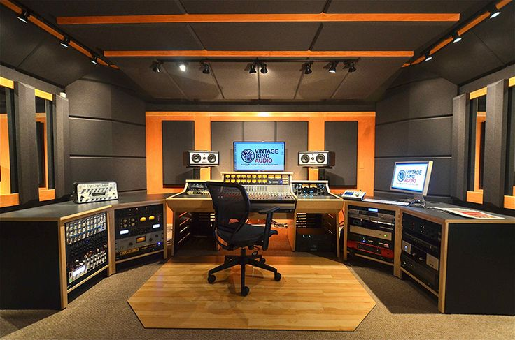 Custom Designed Studio: Beaird Music Group