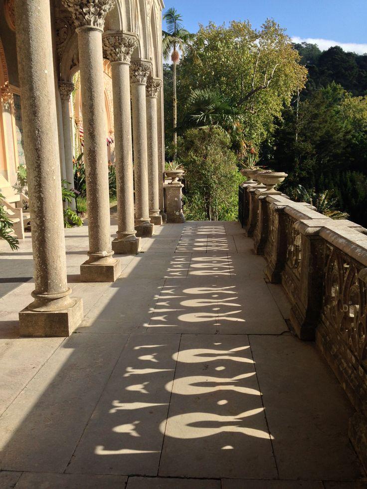 Sintra, Monserrate Palacio