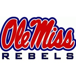 Mississippi Ole Miss Dog Apparel, NCAA Dog Clothes, Dog College Clothes
