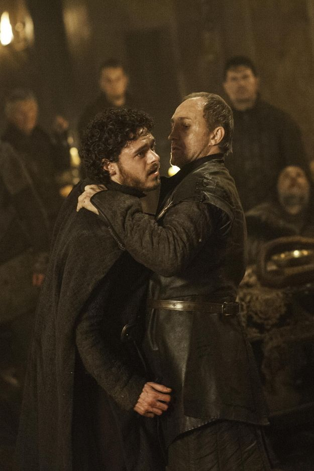 """Game Of Thrones"" Destroyed Us All With The Red Wedding"