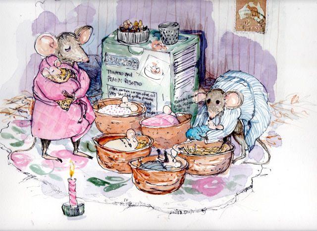 Liz duthie Illustrator
