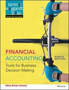 Financial Accounting Tools for Business Decision Making 8th Edition Solutions Manual Kimmel Weygandt Kieso free download sample pdf - Solutions Manual, Answer Keys, Test Bank