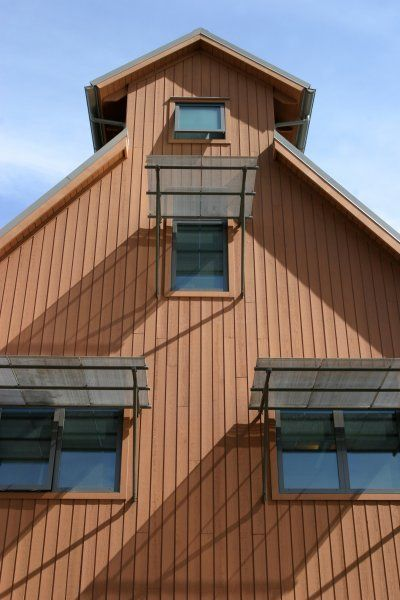 17 best images about house envy on pinterest modern for Exterior building materials