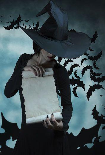 Mensajes de terror para Halloween #halloween
