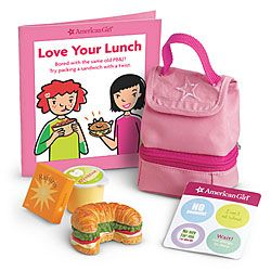 American Girl® Dolls: School Lunch Set for Dolls