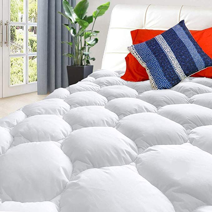 Pin On Mattress Pads Toppers