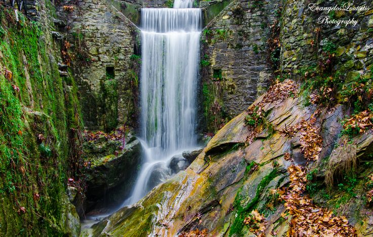 Cascade by Evangelos Loutsetis on 500px