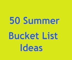 Summertime Girls: Our 2014 Ultimate Summer Bucket List  #summer #bucketlist #summer2k14
