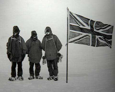 Shackleton 1909
