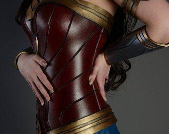 AL orden maravilla mujer Cosplay traje corsé armadura traje femenino