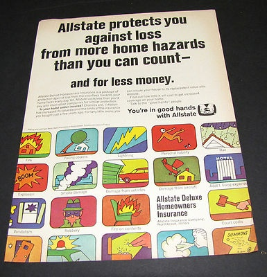 allstate insurance advertisement analysis Allstate needn't cover mall in counterfeit suit, judge says by  held that allstate insurance co has no  in your advertisement and the.