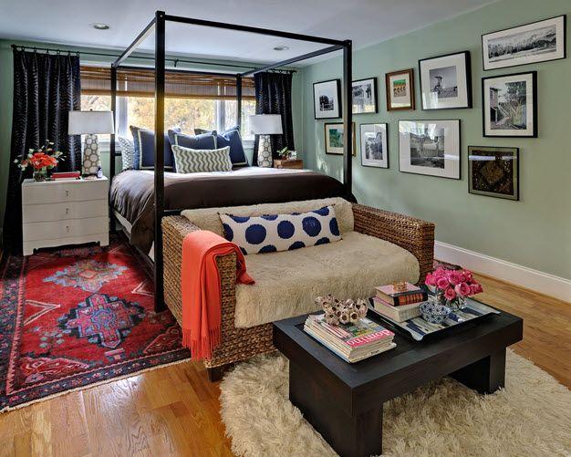 Goodnight!: Decor, Beds, Wall Color, Galleries Wall, Master Bedrooms, Rugs, Design, Bedrooms Ideas, Furbish Studios