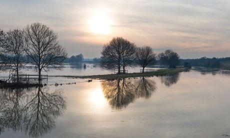 Ferry Meadows, Peterborough: Floodplains that should remain just that