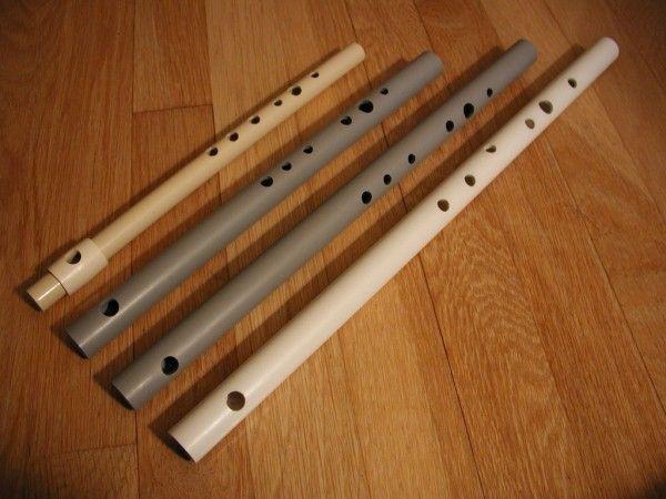 Fabriquer une flûte traversière en PVC » ArracheWorks - Construisons ensemble!