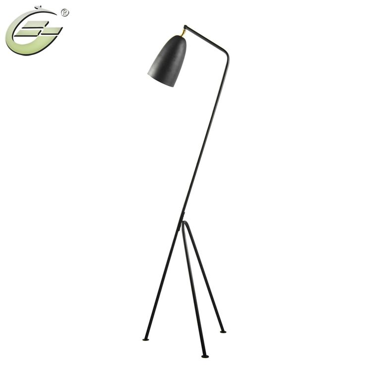 Modern Minimalist Industrial Floor Lamp Standing Lamps for Living room Reading Lighting Loft Iron Triangle Floor Lamp Colorful
