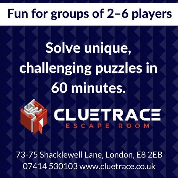 ClueTrace is the perfect alternative for special occasions. We can help you organise a celebration to remember! #Fun http://wu.to/EaED6Q