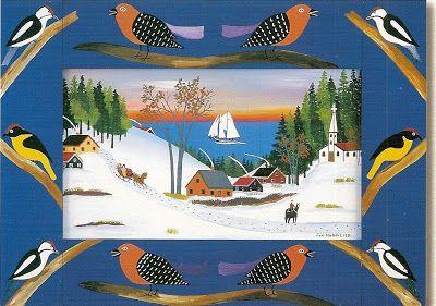 Cassandra Considers: Maud Lewis – Canadian Folk Artist