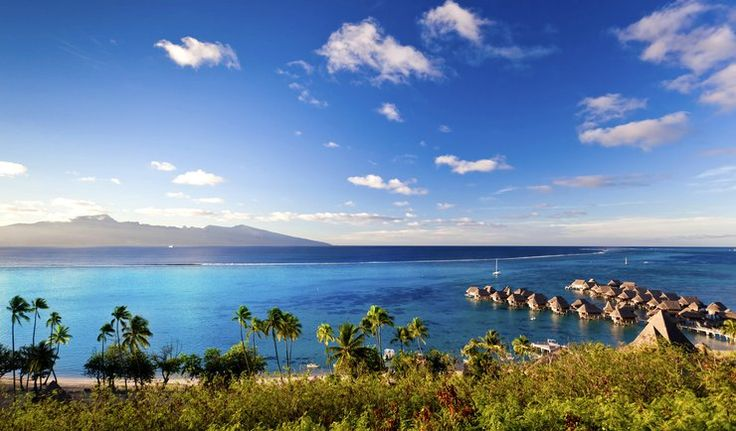 Moorea - Polinezja Francuska
