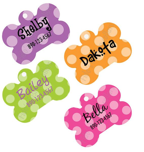Hey, I found this really awesome Etsy listing at http://www.etsy.com/listing/124059072/pet-tag-dog-tag-pet-id-polka-dot-pet-tag