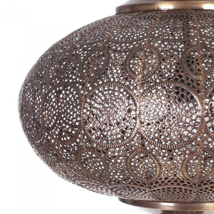 Lamparas arabes doradas l mparas pinterest blog - Comprar decoracion arabe ...