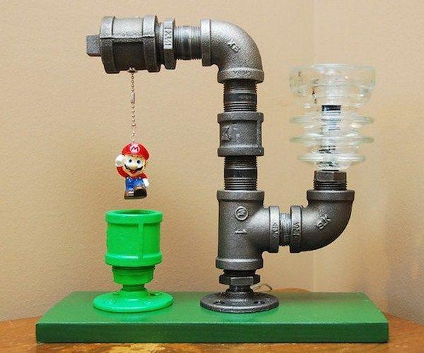Lámpara escritorio Super Mario                                                                                                                                                                                 Más