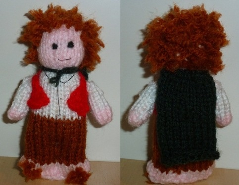 Pattern: A Hobbit's Tale - Nerd Knitting