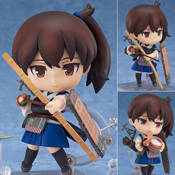 Nendoroid 426 Kaga Kantai Collection Anime Figure Good Smile Company  PRE-ORDER  Will be available in Australia on mid October 2014!!