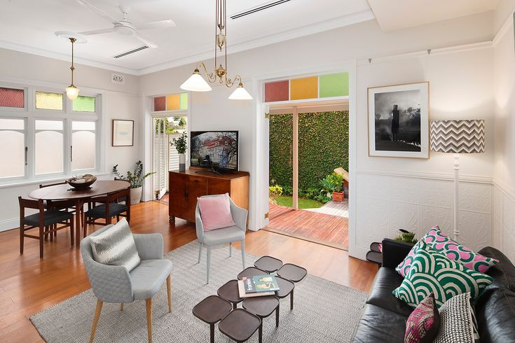 Beautiful Freestanding Home, North Rear Aspect - 23 Collins Street Annandale at Pilcher Residential