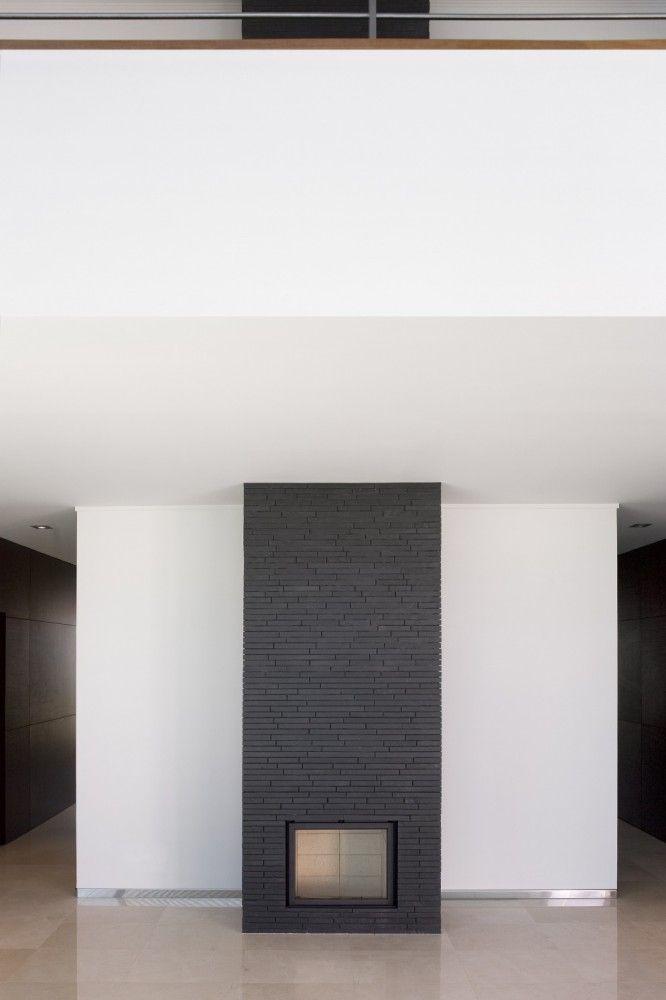 134 besten Kamin Bilder auf Pinterest Öfen, Kamine und Kaminofen - interieur bodenbelag aus beton haus design bilder