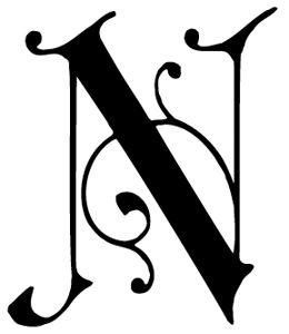 Briar Press typographic ornament | free for non-commercial work: Fonts Letters, Hansen Briarpress, Free Monograms Letters, Letterpresses Community, Free Printables Monograms, Letters Fonts Signs, Briar Press, Cameo Ornaments, Silhouette Cameo