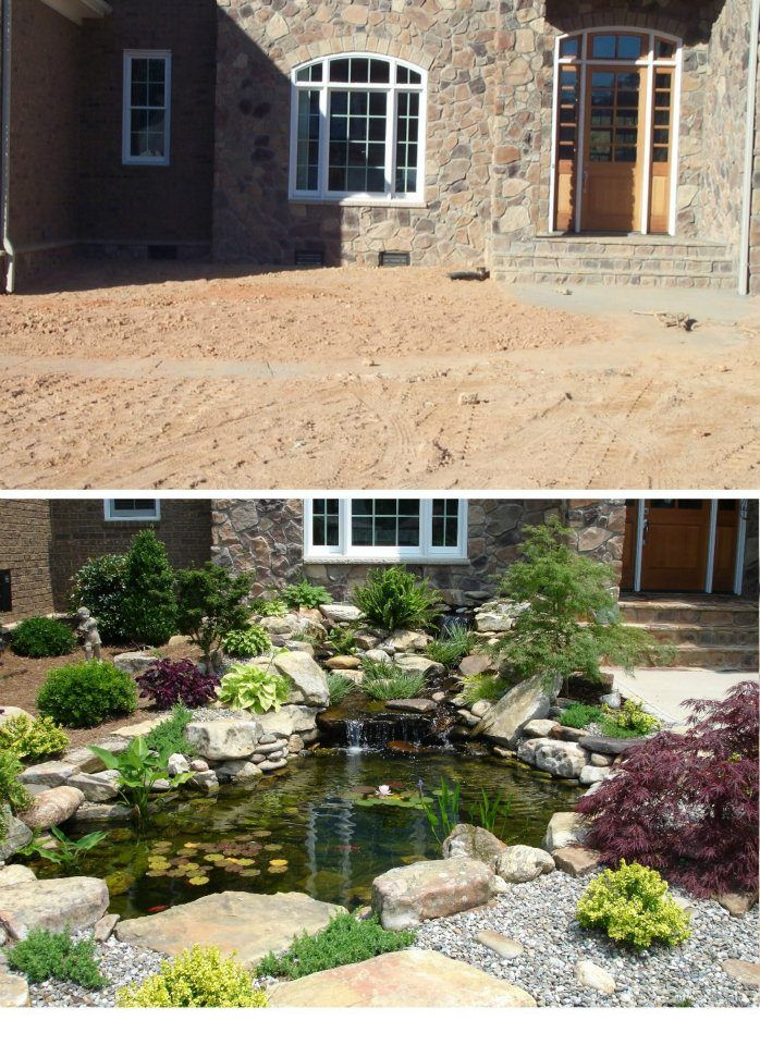 Transformation By Pondscapes Of Charlotte In Charlotte Nc