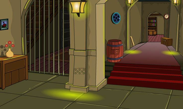 Archaic House Escape game online in EightGames. You got locked inside the Archaic House when you went there for research work. Just escape from there.