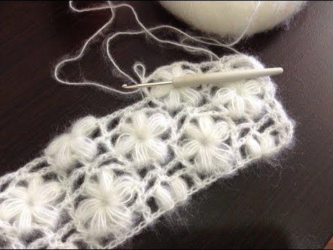 Knitting by Hobby Lobby Mavromatis (Πλέξη Μαργαρίτα) - YouTube
