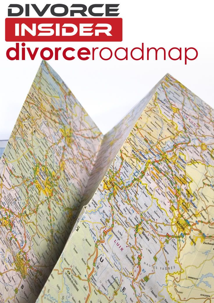 Here is your road map that walks you through and gives you an overview of the contested divorce process.