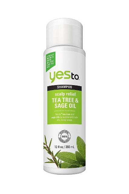 """The Expert: Maria Del Russo, R29 beauty editorBest For: Itchy scalp""""I recently went platinum, so I'm doing everything I can to keep my entire head of hair heathy. Yes To Naturals' new Tea Tree"""