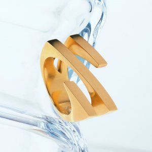 Luxury Trio ring Angela H bel