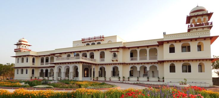 Best #marriage_garden of #Jaipur with all facilities & #heritage_palace look. Book Now. :- http://www.nazarbagh.com